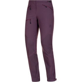 Mammut Courmayeur - Pantalones de Trekking Mujer - violeta
